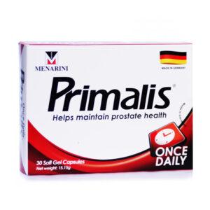 Primalis Hộp 30 viên - Duy Trì Sức Khỏe Tuyến Tiền Liệt