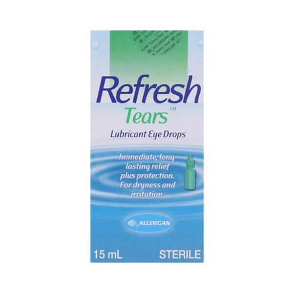 Refresh Tears Lọ 15ml - Làm Dịu, Kích Ứng Do Khô Mắt