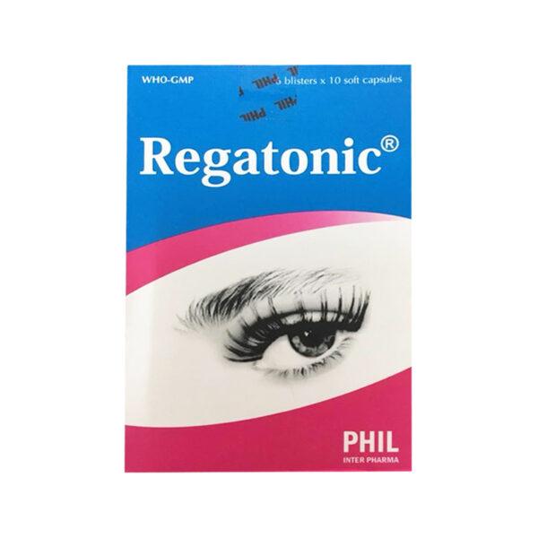 Regatonic Hộp 60 Viên - Bổ Sung Dưỡng Chất Cho Mắt