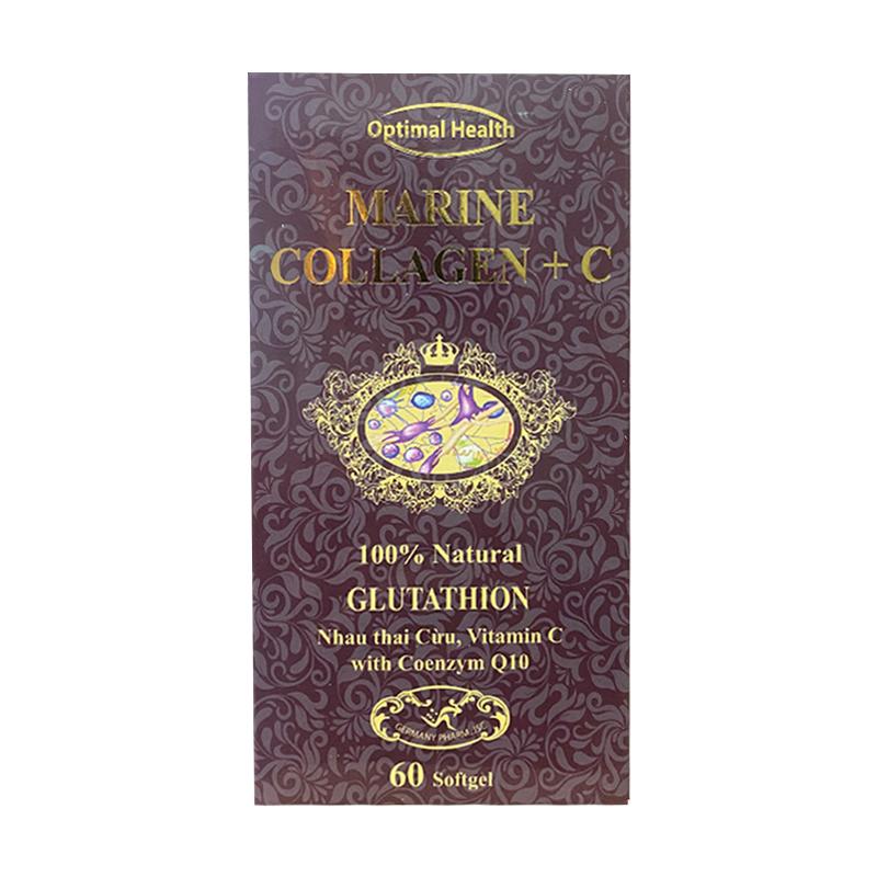 Marine Collagen + C hộp 60 viên