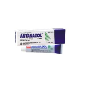 Antanazol Tuýp 10g - Kem trị nấm da
