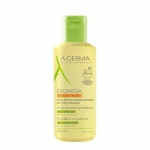 A-Derma Exomega Chai 200ml - Dành cho viêm da cơ địa và da khô