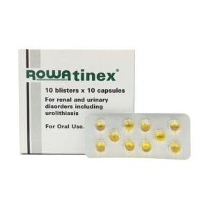 Thuốc Rowatinex - Hộp 100 Viên - Hỗ Trợ Trị Bệnh Đường Tiết Niệu