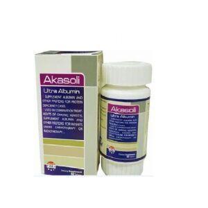 Akasoli Lọ 60 viên - Tăng cường miễn dịch
