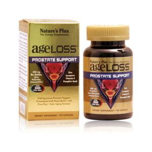 Ageloss Prostate Support - Hộp 90 Viên - Hỗ Trợ Sinh Lý Nam