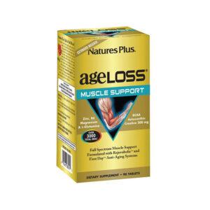 Ageless Muscle Support - Hộp 90 Viên - Phát Triển Cơ Bắp