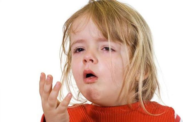 Thuốc ho trẻ em OPC - Chỉ định
