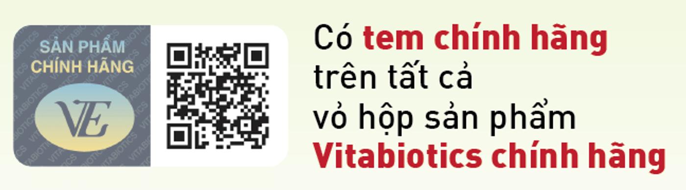 Feroglobin Haemoglobin - Tem chính hãng