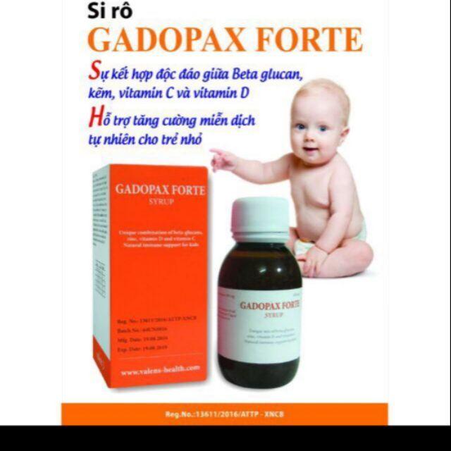 Gadopax Forte - Đối tượng sử dụng