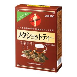 Trà Thảo Dược Meta Shot Tea Orihiro-Hộp 30 Gói-Cho Dáng Thon