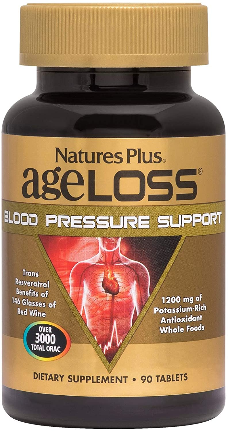Ageloss Blood Pressure Support