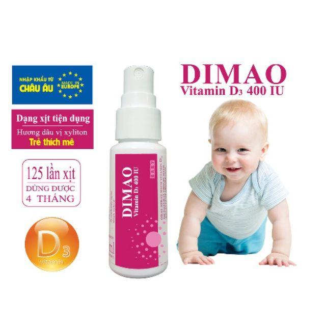 Vitamin D3 400IU - Tiện dụng