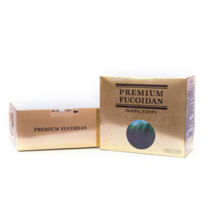 Premium Fucoidan Hộp 120 Viên - Hỗ Trợ Điều Trị Ung Thư, Chống Oxy Hóa