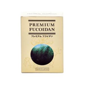 Premium Fucoidan Hộp 30 Viên - Hỗ Trợ Điều Trị Ung Thư, Chống Oxy Hóa