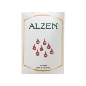 Alzen Lọ 60 Viên - Bổ Sung Vitamin Và Khoáng Chất