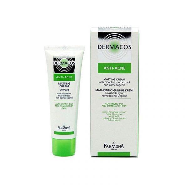 Dermacos Cream Tuýp 50ml - Làm giảm mụn trứng cá
