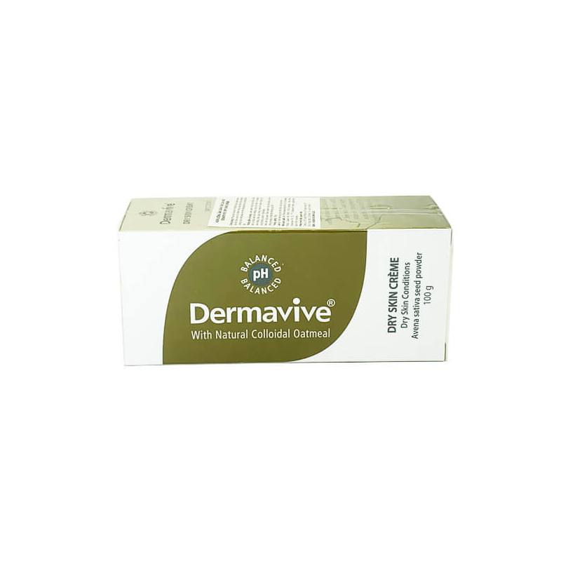 Dermavive Cream hộp 100g