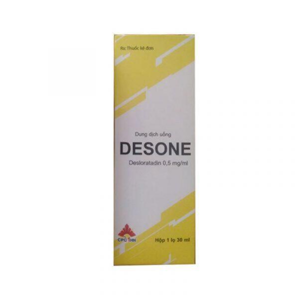 Desone Lọ 30ml - Điều Trị Viêm Mũi Dị Ứng
