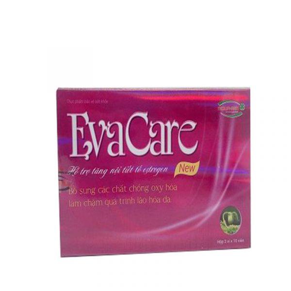 Evacare - Hộp  30 Viên - Bổ Sung Nội Tiết Tố Estrogen