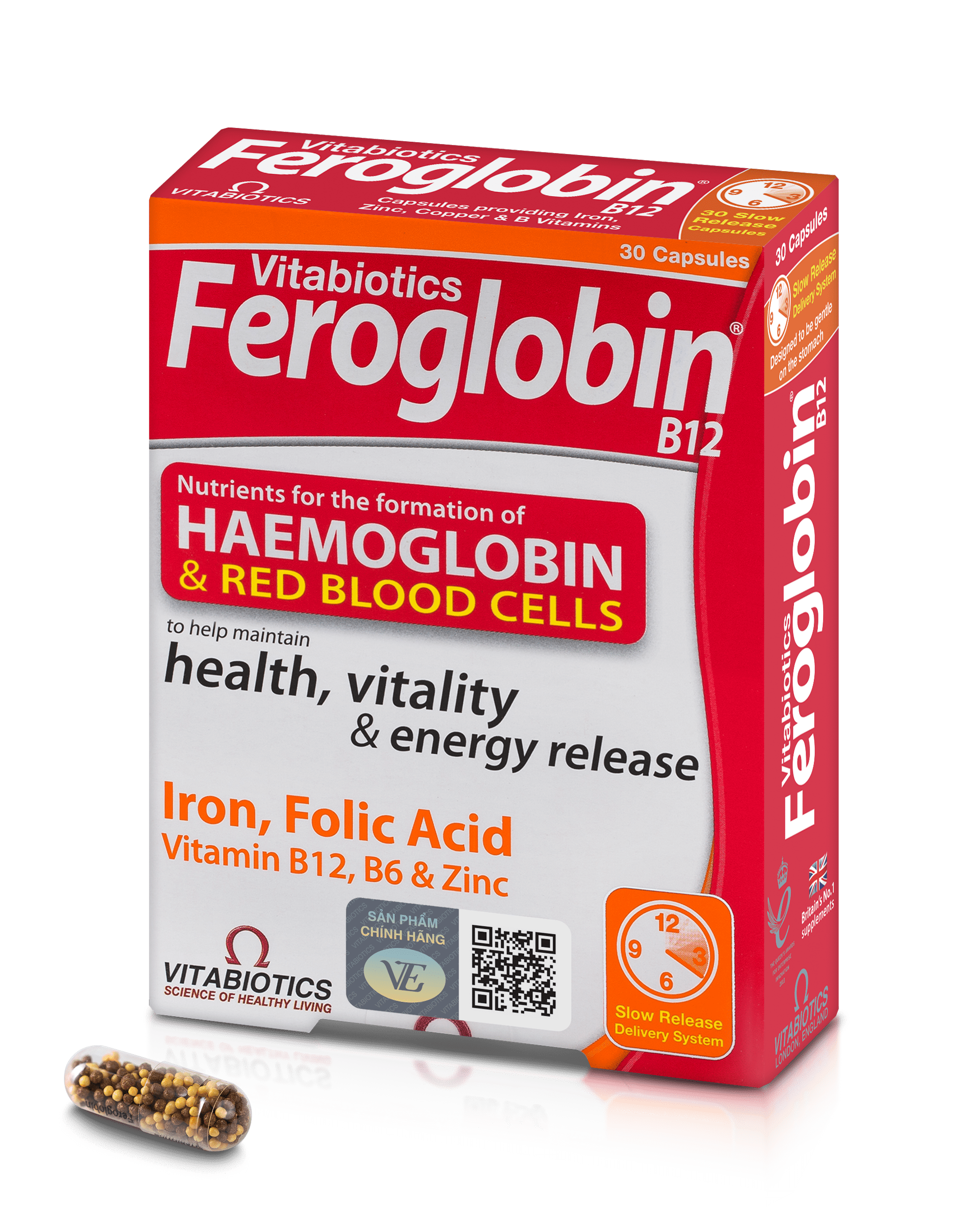 Feroglobin Haemoglobin