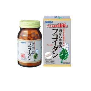 Fucoidan Orihiro Lọ 90 Viên - Hỗ Trợ Điều Trị Ung Thư