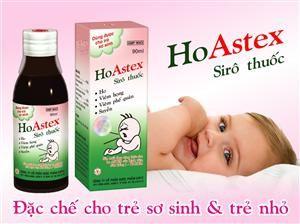 Ho Astex - Chỉ định