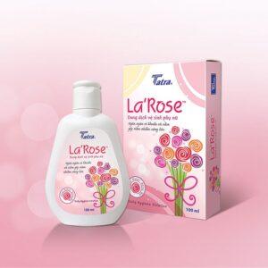 Dung Dịch Vệ Sinh La'Rose-Chai 100ml-Làm Sạch Và Ngừa Viêm Nhiễm