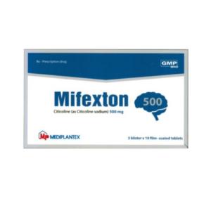 Mifexton 500 hộp 30 viên