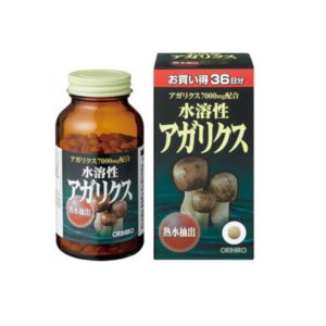 Nấm Thái Dương Agaricus Orihiro lọ 432 viên - Hỗ Trợ Kháng Ung Thư