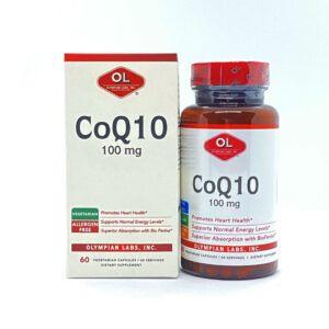 CoQ10 100mg Lọ 60 Viên - Hỗ Trợ Sức Khỏe Tim Mạch
