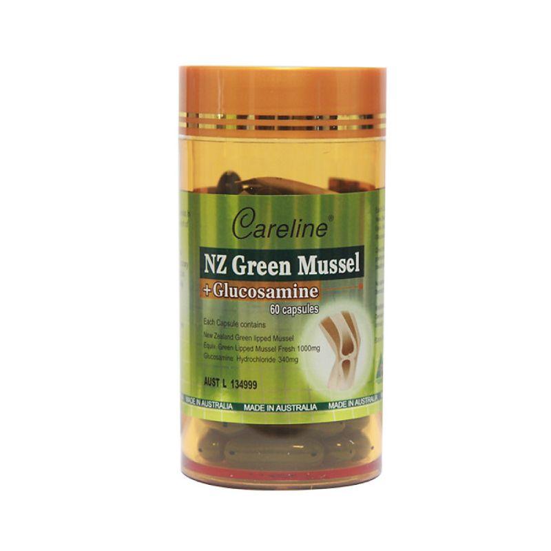 NZ Green Mussel Hộp 60 Viên