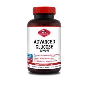 Advanced Glucose Lọ 60 Viên – Hỗ Trợ Người Bệnh Đái Tháo Đường