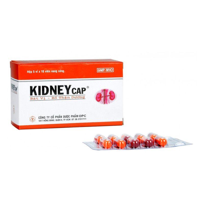 Kidneycap hộp 50 viên