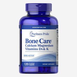 Bone Care Lọ 120 viên - Hỗ Trợ Tăng Cường Sức Khỏe Xương Khướp