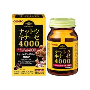 4000 FU Orihiro-Lọ 60 Viên-Ngăn Sự Hình Thành Cục Máu Đông
