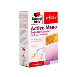 Active Meno Hộp 30 viên - Cân bằng nội tiết tố nữ