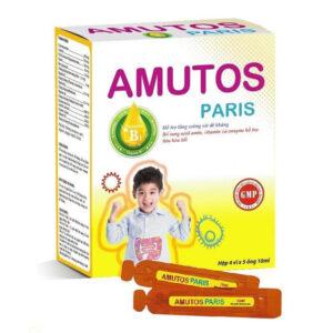 Amutos Paris-Hộp 20 Ống-Nâng Cao Sức Đề Kháng