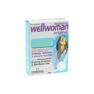 Vitabiotics Wellwoman hộp 30 viên