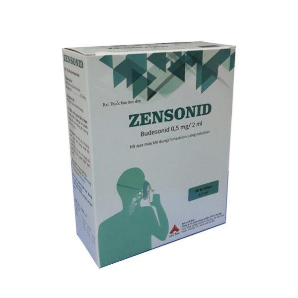 Thuốc Zensonid-Hộp 10 Ống-Trị Viêm Mũi Dị Ứng