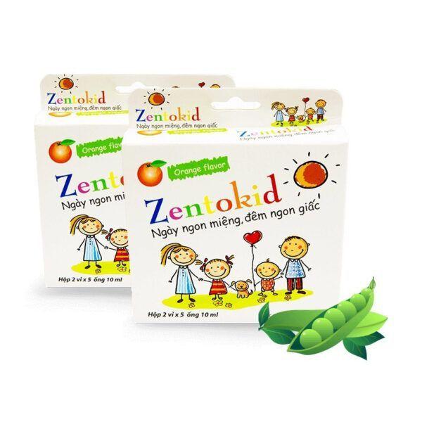 Zentokid-Hộp 10 Ống-Ổn Định Tiêu Hóa Cho Trẻ