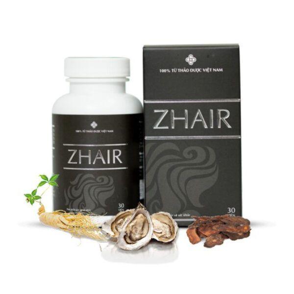 Zhair-Hộp 30 Viên-Ngăn Ngừa Rụng Tóc