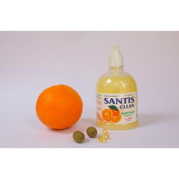 Santis Clean - Hương cam