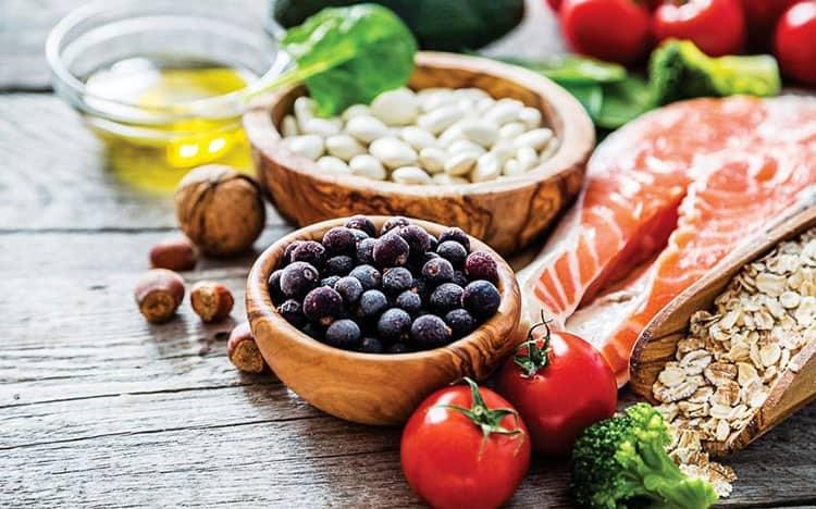 Chế độ dinh dưỡng hợp lý rất quan trọng với não bộ của bạn