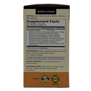 Colon Herbal Cleanser Lọ 100 Viên - Hỗ Trợ Đại Tràng