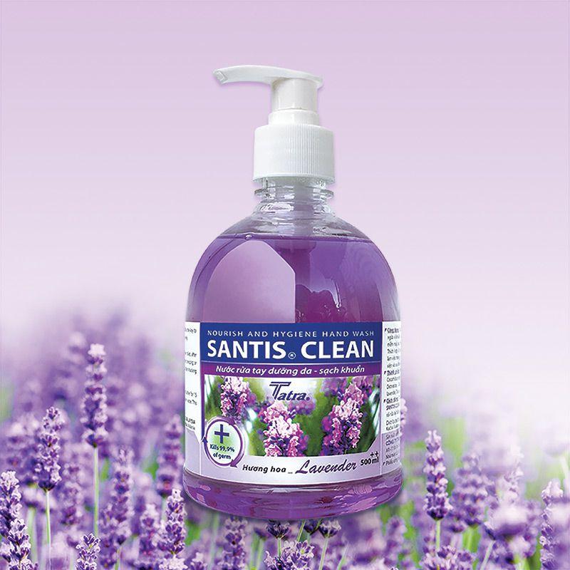 Santis Clean - Hương hoa