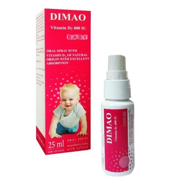 Vitamin D3 400IU-Lọ 25ml-Bổ Sung Vitamin Và Khoáng Chất