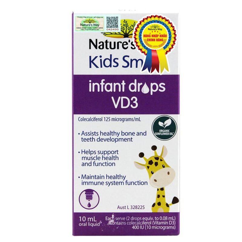 Infant Drops VD3