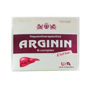 Arginin Extra Hộp 60 Viên - Tăng Cường Chức Năng Gan