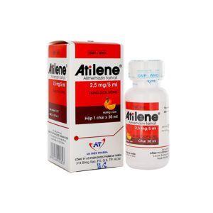 Atilene 2,5mg/5mlChai 30ml - Điều Trị Triệu Chứng Dị Ứng