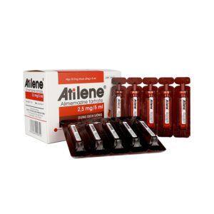 Atilene 2,5mg/5ml Hộp 30 Ống - Điều Trị Triệu Chứng Dị Ứng